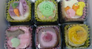 可愛いケーキが仲間入り(*´ω`*)